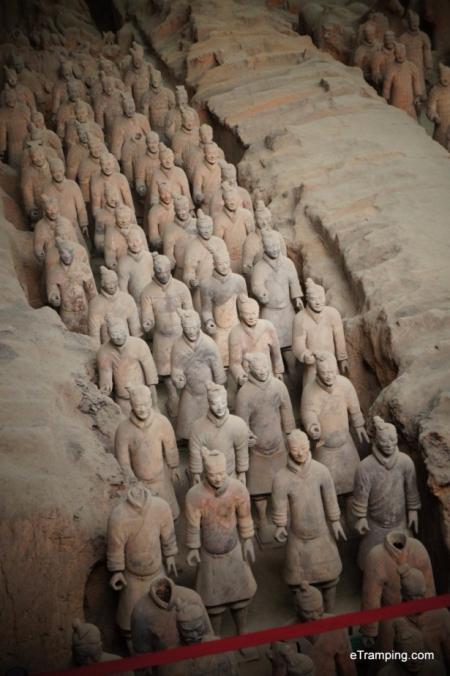 China-Xi'an-Terracotta Warriors