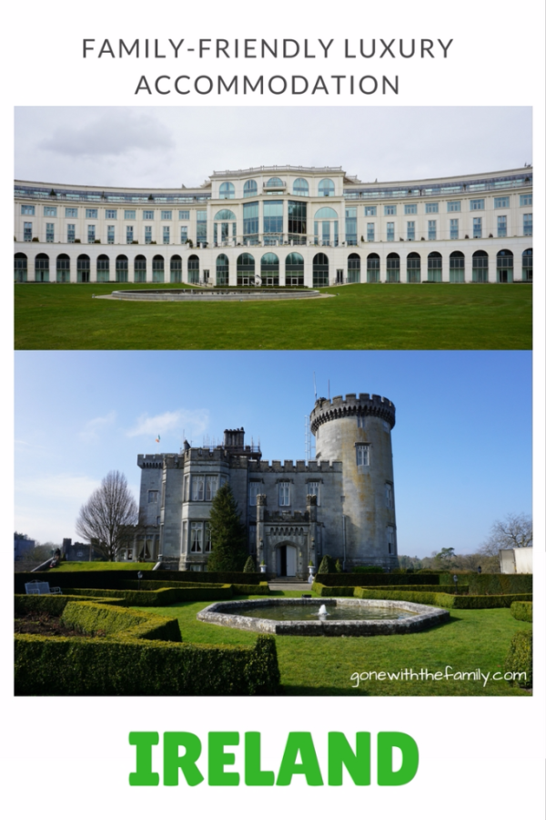 Family-friendly Luxury Accommodation in Ireland - Gone with the Family
