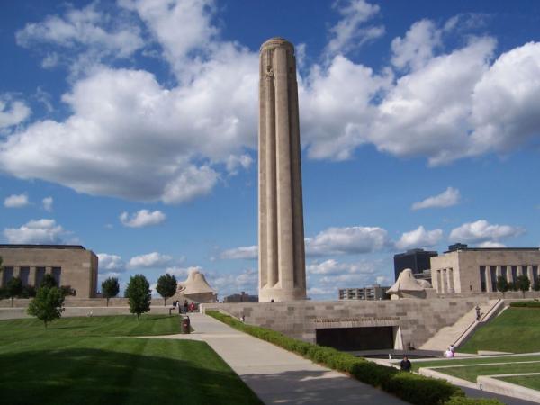 Kansas city-ww1 war memorial and museum