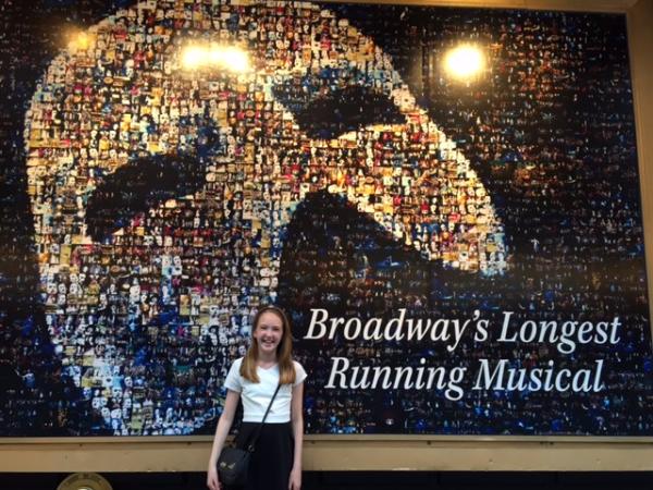 New york city-phantom of the opera