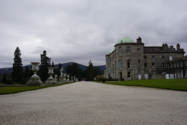 Ireland-powerscourt estate-house and gardens