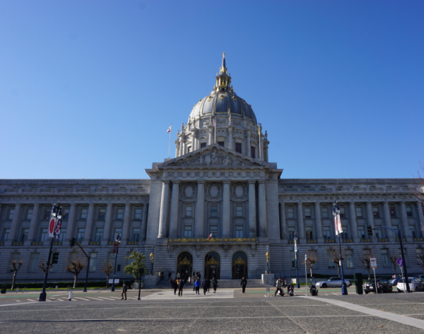 California-san francisco-city hall