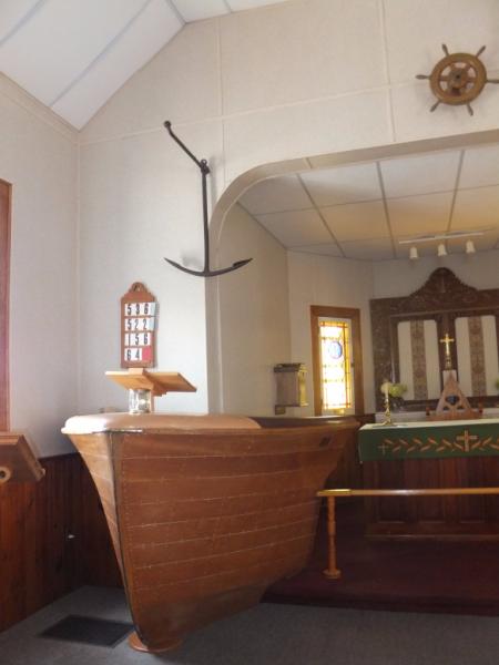 Manitoulin Island-Kagawong-St. John the Evangelist church
