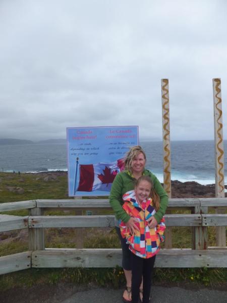 Newfoundland-Cape Spear