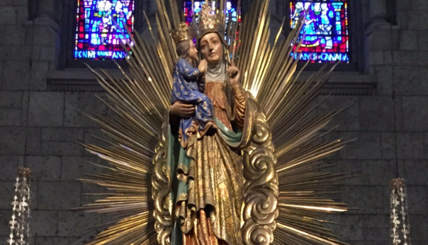 Quebec-saint anne de beaupre shrine