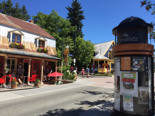 Quebec-baie st. paul street