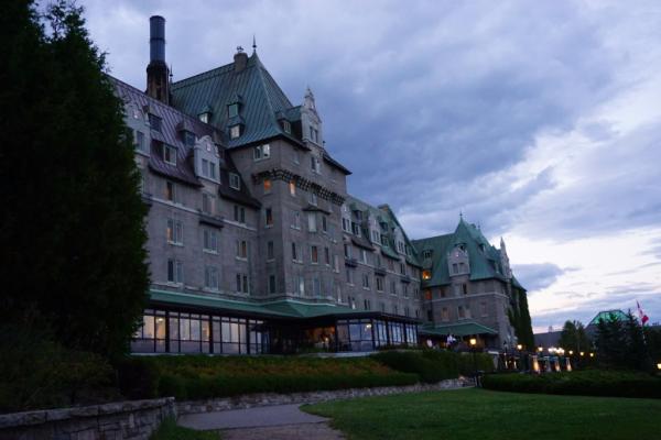 Quebec-la malbaie-fairmont manoir richelieu