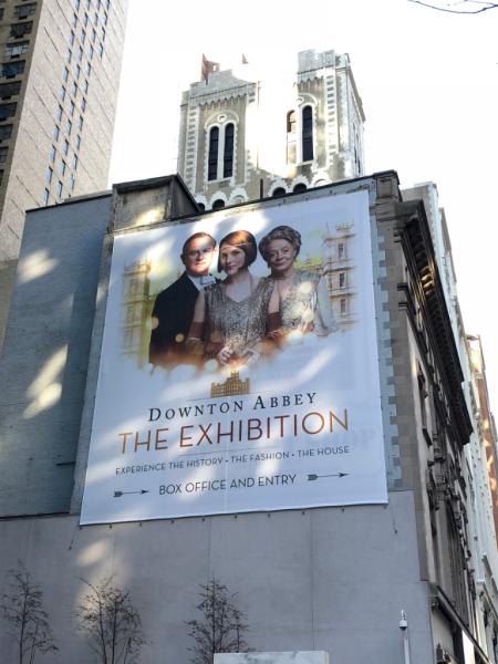 New york city-downton abbey exhibition