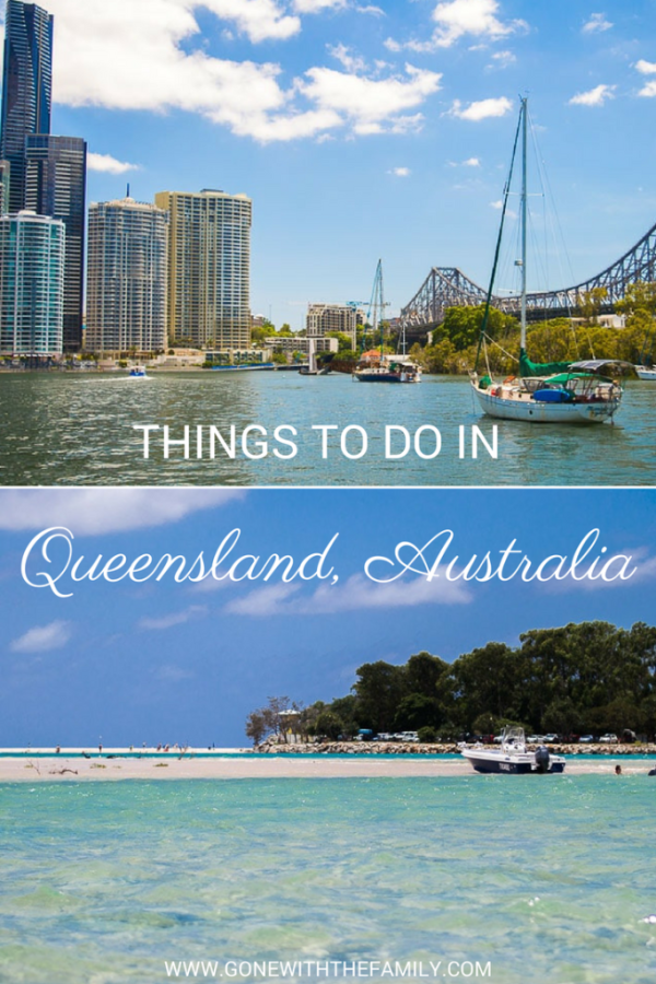 Things to do in Queensland  Australia with Kids - Gone with the Family
