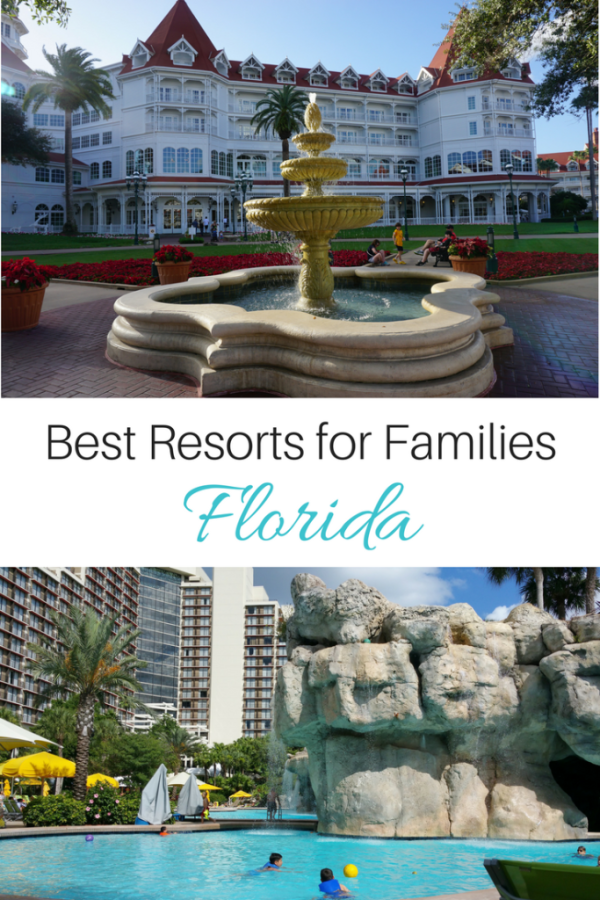 Best Resorts for Families in Florida - Gone with the Family