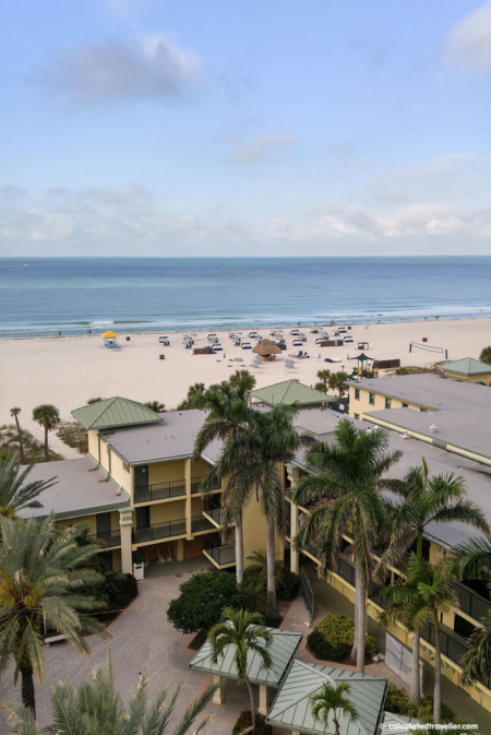 Florida-St Pete Beach-Sirata Beach Resort