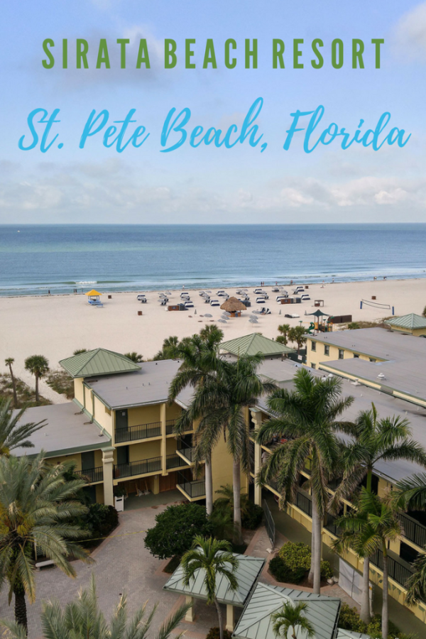 Family Fun at Sirata Beach Resort - St. Pete Beach Florida - Gone with the Family