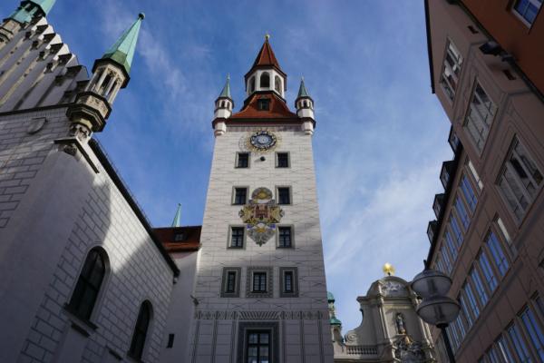 Germany-munich-altes rathaus