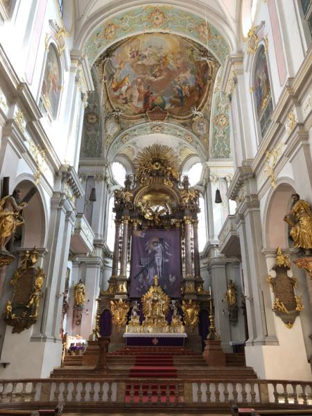 Germany-munich-st. peter's church
