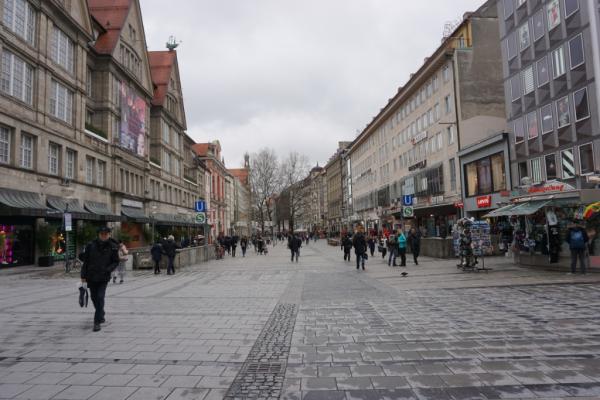 Germany-munich-kaufingerstrasse