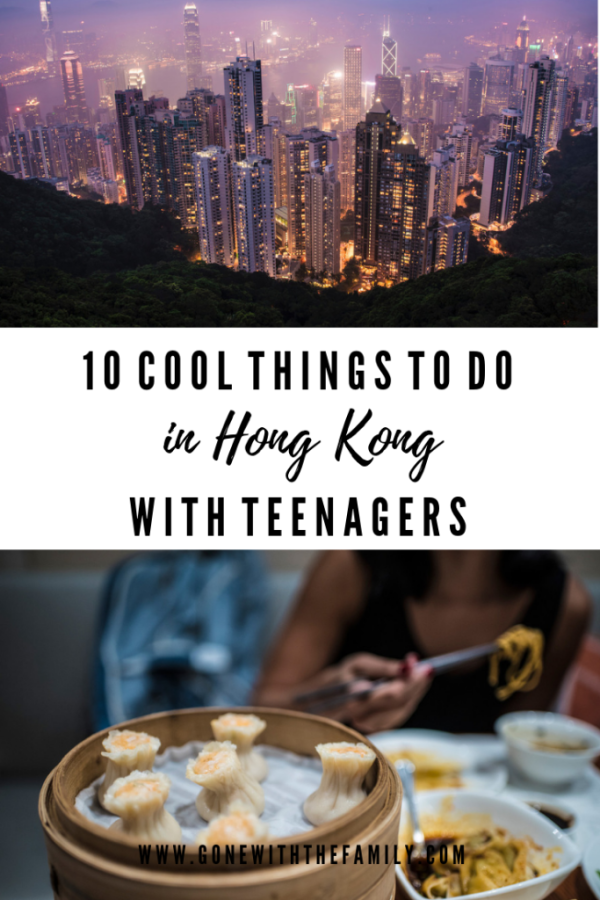 Things to do in Hong Kong with Teenagers - Gone with the Family