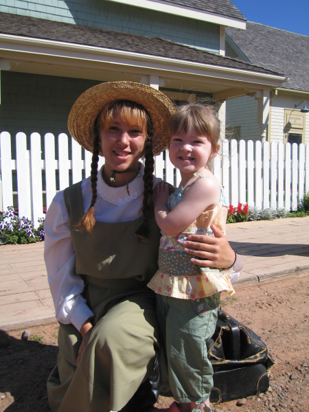 Prince edward island-meeting anne of green gables