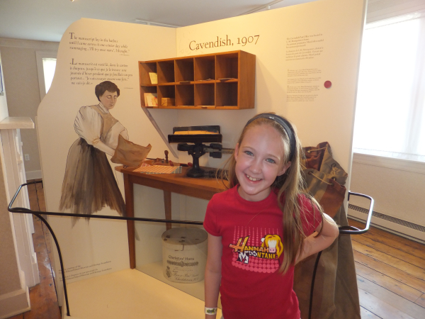 Prince edward island-cavendish post office-lm montgomery exhibit