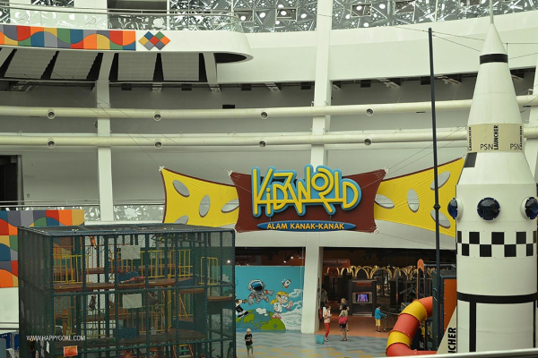 kuala lumpur with kids-Science-centre