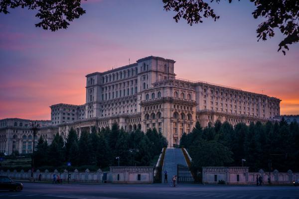 Bucharest-Parliament palace