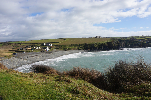 Wales-cardiff to pembrokeshire day trip-pembrokeshire coast