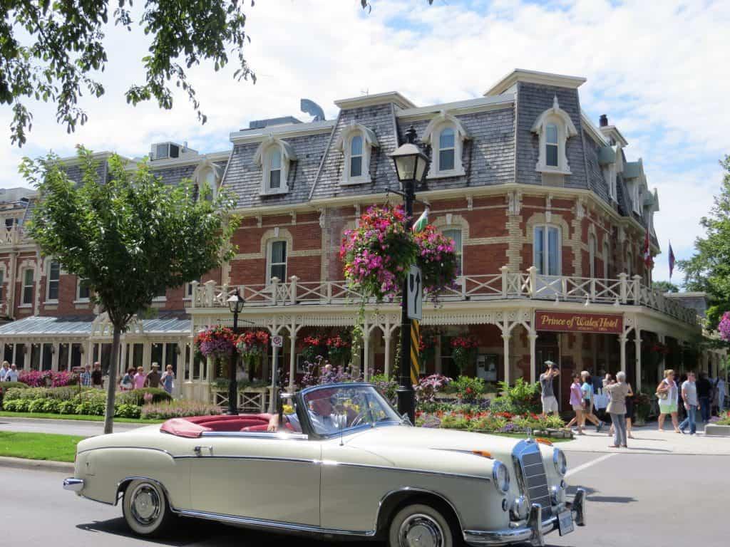 Niagara on the Lake-Prince of Wales Hotel