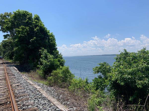 Newport Rhode Island-Rail Explorers Tour