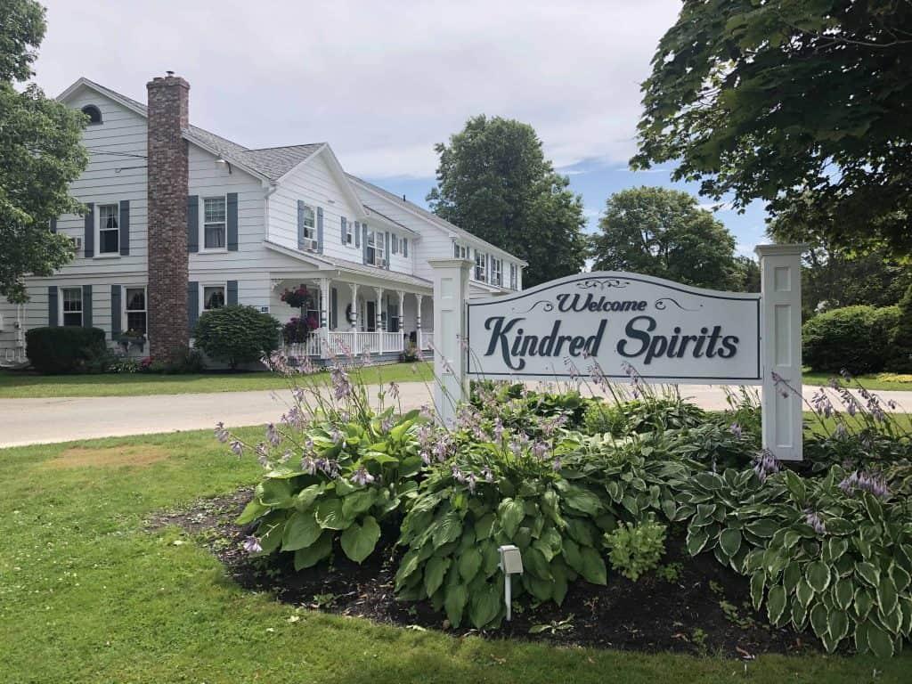 kindred spirits country inn