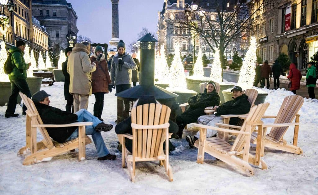 jacques cartier square montreal christmas