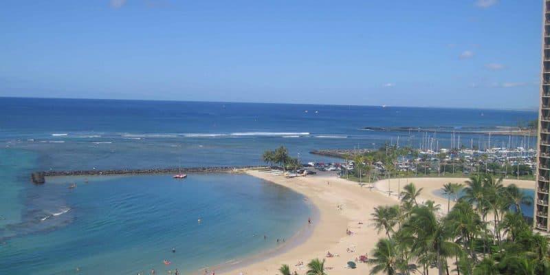 waikiki beach hawaii