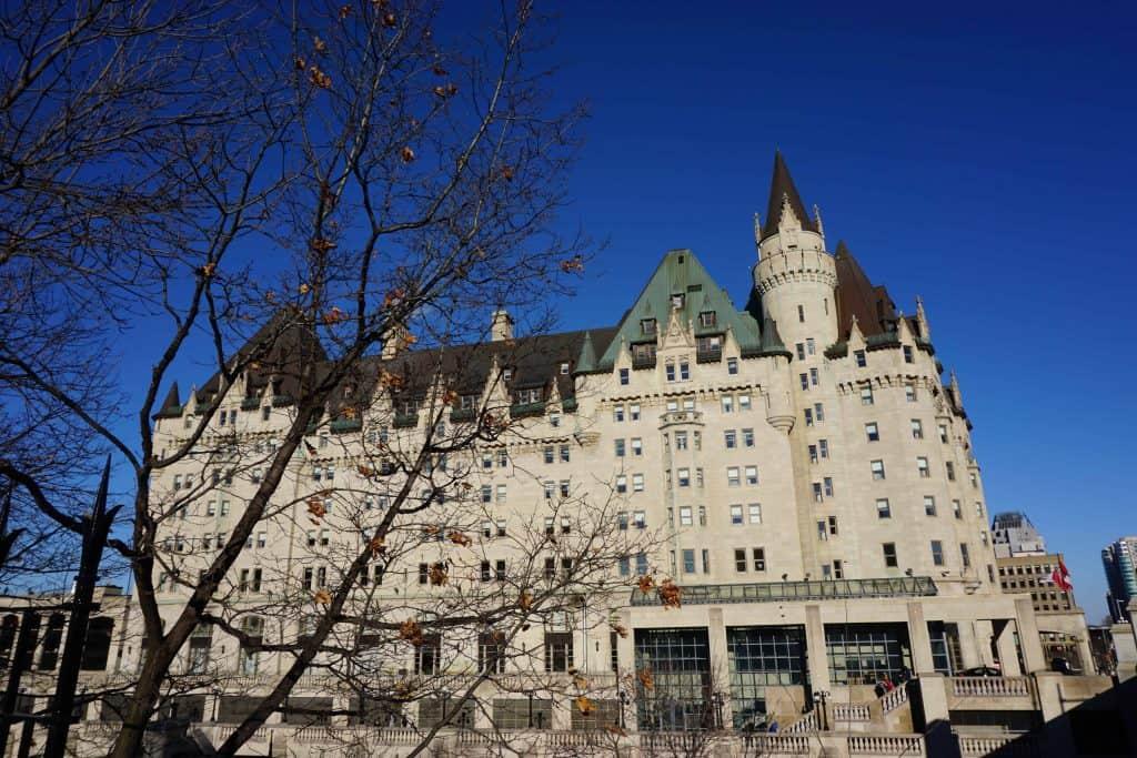 chateau laurier-ottawa-canada