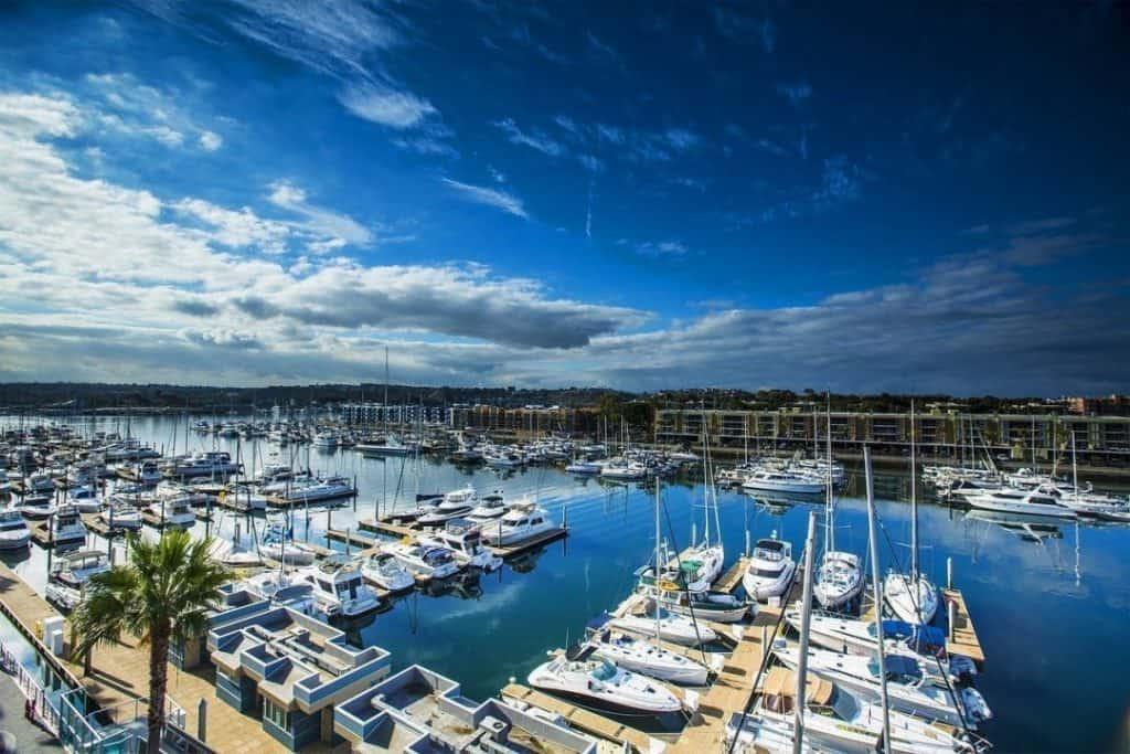 Marina del Rey-boats