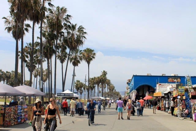 Venice Beach-California