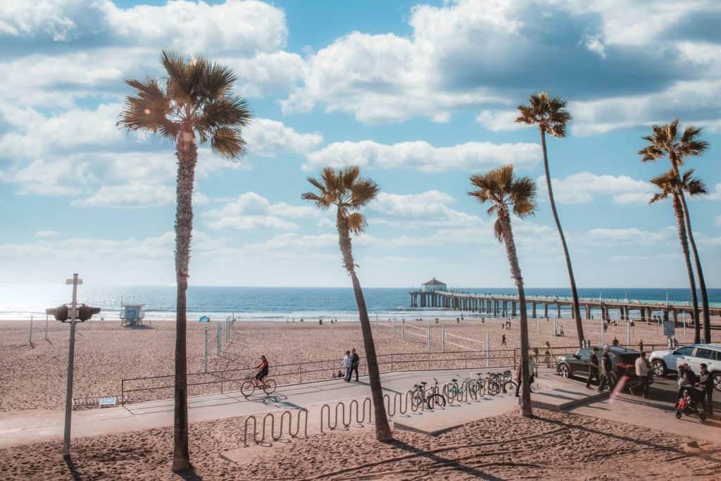 Manhattan Beach-California
