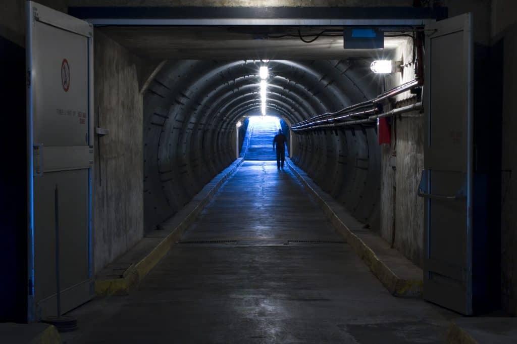 diefenbunker-blast tunnel