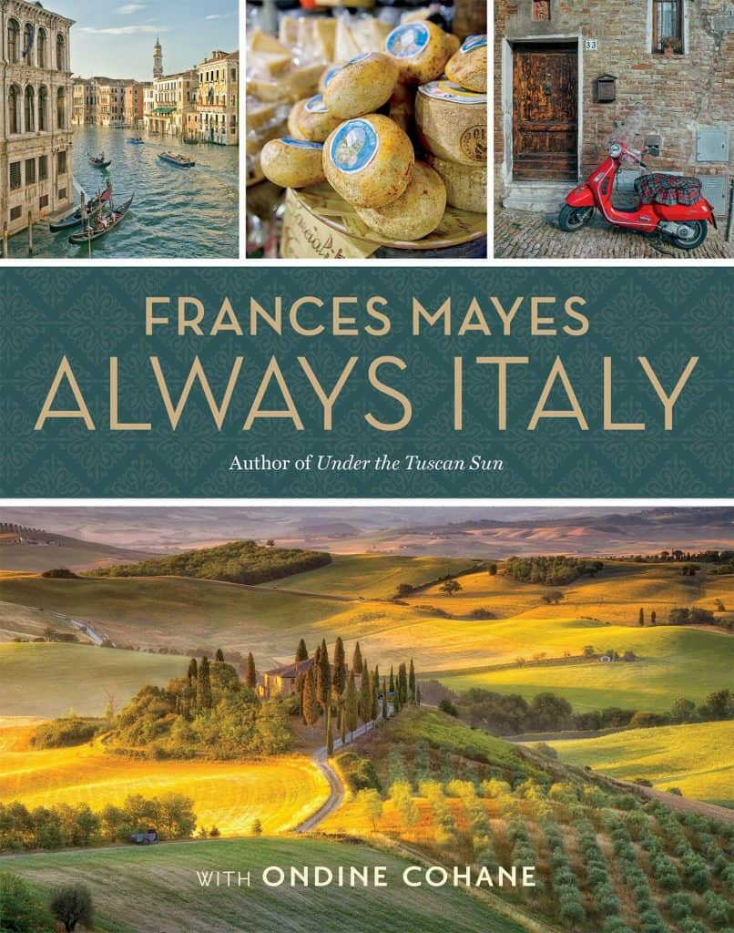 frances mayes always italy-book cover