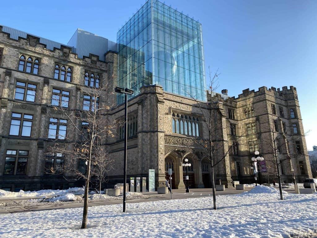 ottawa-canadian museum of nature-building exterior